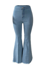 Denim Diva Flare Pants