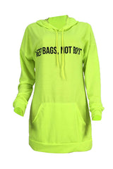 Need Bags Not Boys Hoodie Top