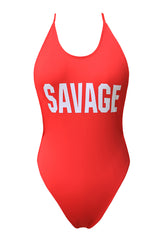 Savage Swimsuit