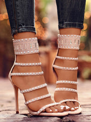 Gem Stappie Heels
