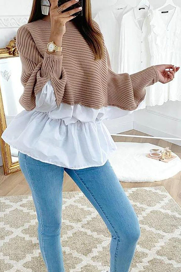 Katie Blouse Insert Top