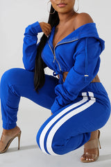 Bluey Striped Set