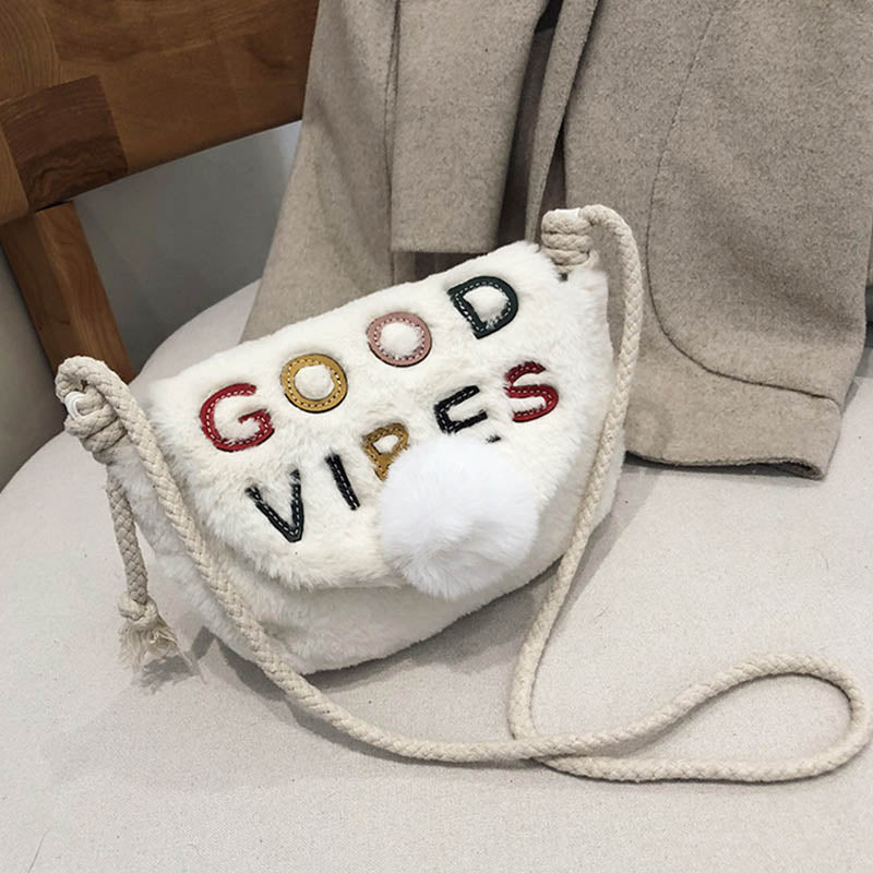 Good Vibes Crossbody Bag