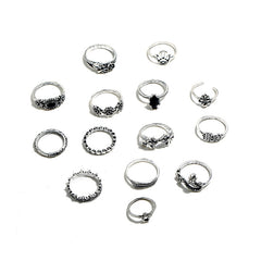 Ultimate Charm Ring Set