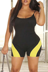 Leo Workout Romper