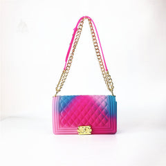 Get Set Gradient Chain Bag