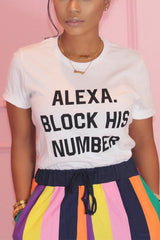 Alexa Block Lounge Set