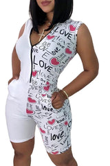 Love Lounge Romper