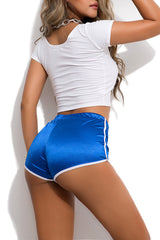 La Racer Workout Shorts