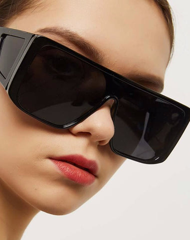 Bold Oversized Sunglasses