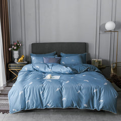 Sky Feather Bedding Set