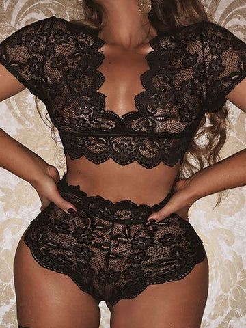 Lala Lace Set