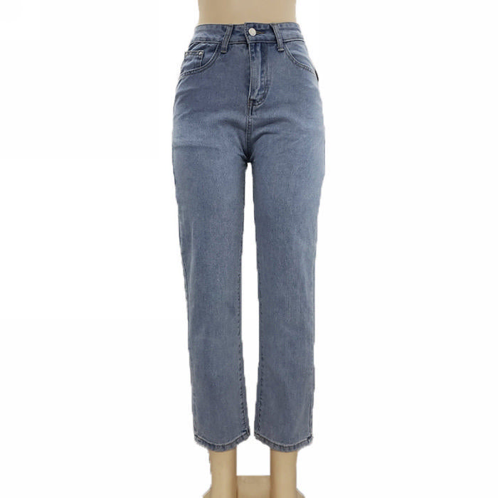 Duo Lace Up Rear Jeans