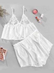 Lace Drop Set