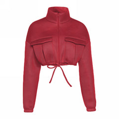 Sheek Utility Puffer Jacket