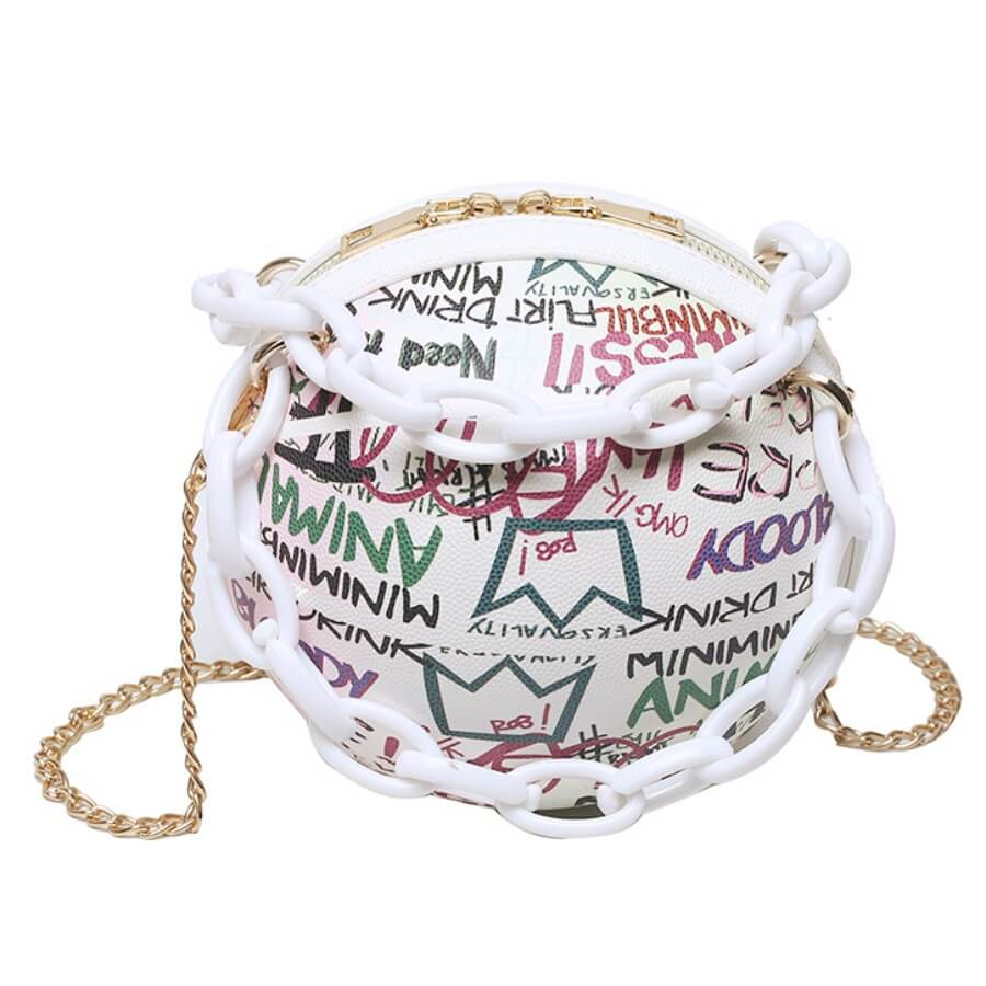 Graffiti Ballin Bag
