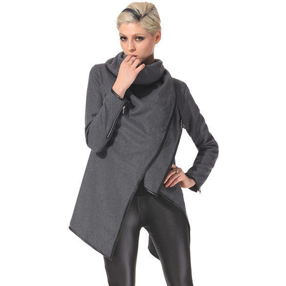 Wendi Wrap Trench Coat