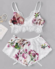 Floral Night Set