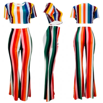 Candy Pop Stripe Set