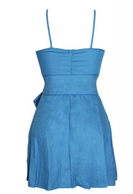 Adore Denim Skater Dress
