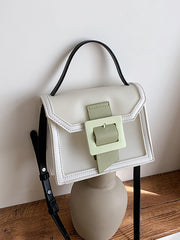Bold Buckle Bag