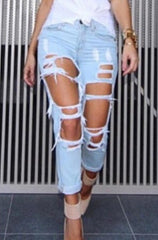 Ria Ripped BF Jeans