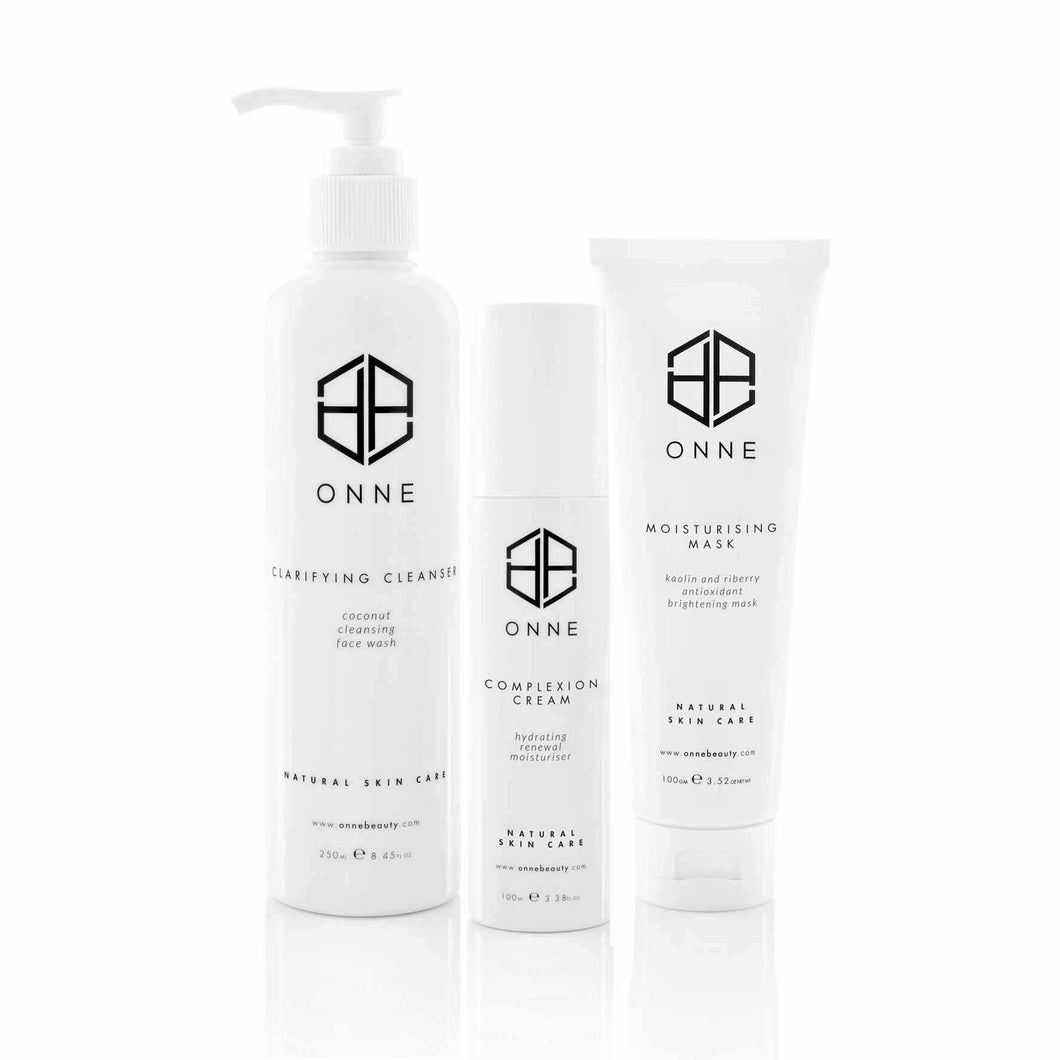 Cleanse, Mask & Hydrate set
