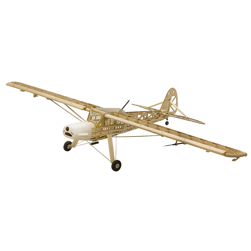 Dancing Wings Hobby Fieseler Wood Laser Cut  Airplane KIT