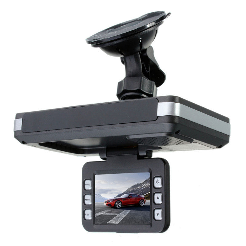 Car Dash Camera DVR Recorder  dash cam 2in1 5MP dashcam