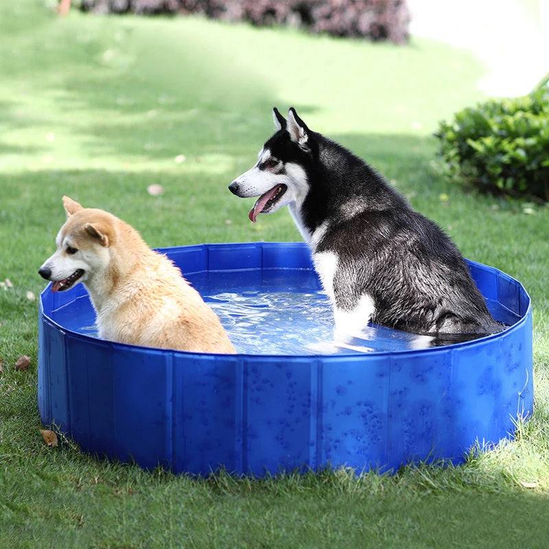 DOG SWIMMING POOL pets pool bathtub for dog and cat Bathing Tub