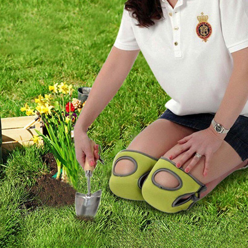 Gardening Knee Pads Protective Cushion Soft Knee Cap For Home Gardener Cleaning Work High Quality