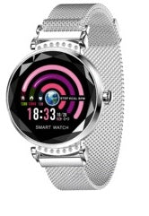 Women's smart watch - blood pressure watch - fitness watch- steps -heart -  magnetic band