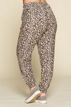 Load image into Gallery viewer, Plus Size Cute Animal Printed French Terry Jogger Pants