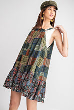 Load image into Gallery viewer, Cotton Voile Halter Dress