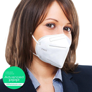 KN95 Disposable, Professional Face Masks Packs