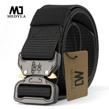 Load image into Gallery viewer, New Men's Nylon Army Combat Belt
