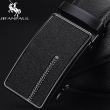 Load image into Gallery viewer, Men's Automatic Buckle Genuine Leather Belt