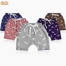 Load image into Gallery viewer, Kids Cotton short's