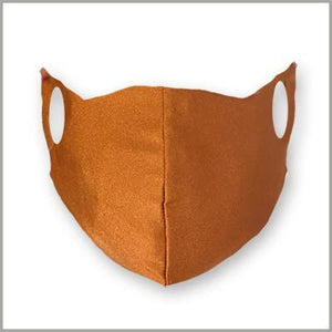 Burnt Orange Mask