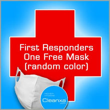 Load image into Gallery viewer, First Responders Free Mask