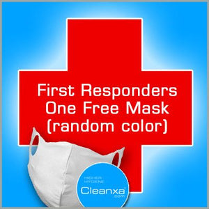 First Responders Free Mask