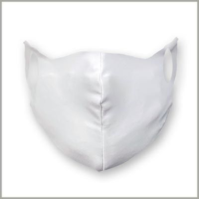 White Business Mask