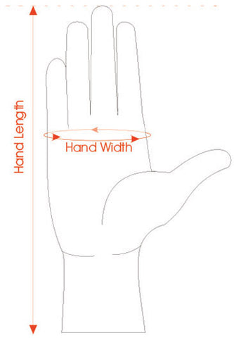 Hand Sizing Guide