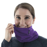 EDZ 135gsm Merino Multi tube Purple