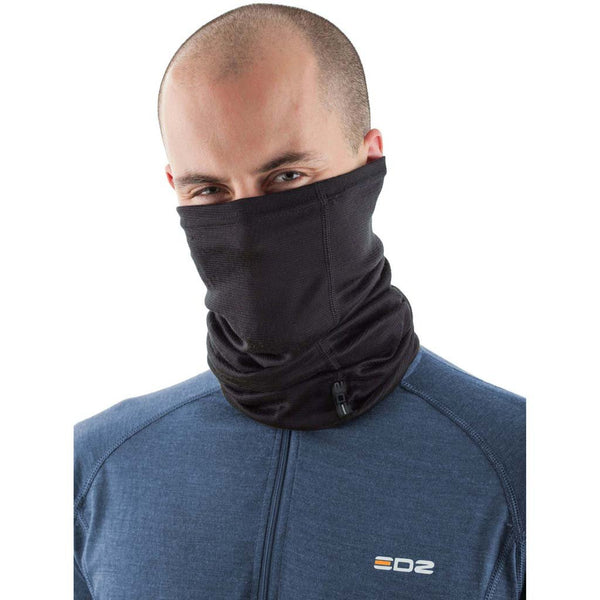 EDZ All Climate Multi Tube Neck Warmer Black
