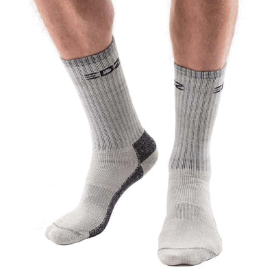 EDZ All Climate Merino Boot Socks Grey 4 Pack