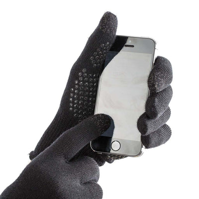 EDZ Merino Wool Thermal Gloves Grip Touchscreen Cycling Photography