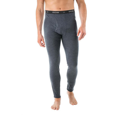 EDZ 200gsm Merino Wool Base Layer Leggings Graphite