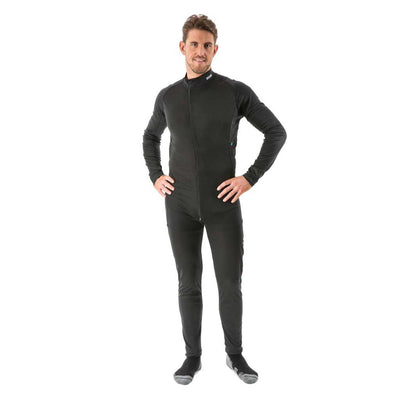 EDZ All Climate Wicking Motorcycle Base Layer Undersuit One Piece Suit