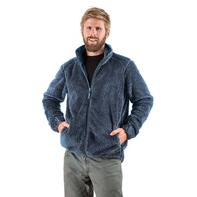 EDZ Yeti Jacket Denim Blue
